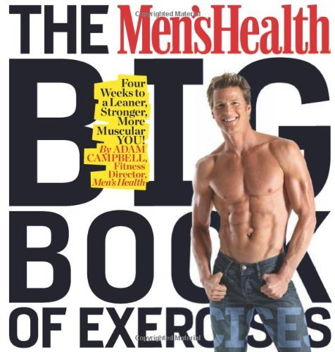 Adam Campbell The Men's Health Big Book Of Exercises