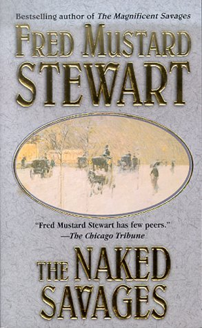 Fred Mustard Stewart The Naked Savages