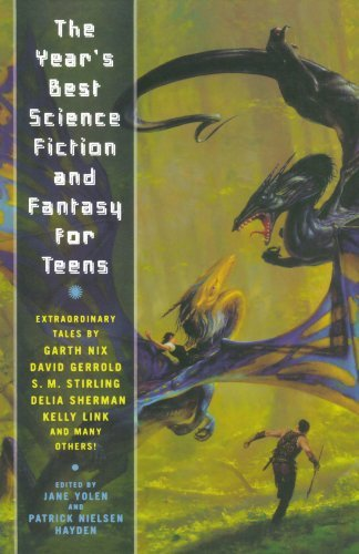 Jane Yolen The Year's Best Science Fiction And Fantasy For Te First Annual Collection