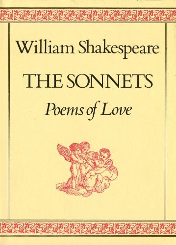 William Shakespeare The Sonnets Poems Of Love