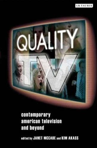 Janet Mccabe Quality Tv Contemporary American Television And Beyond