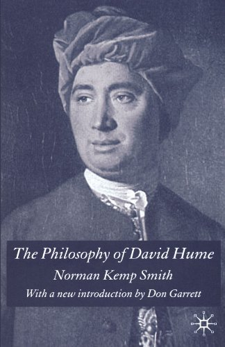 Norman Kemp Smith The Philosophy Of David Hume With A New Introduction By Don Garrett 0005 Edition;1941