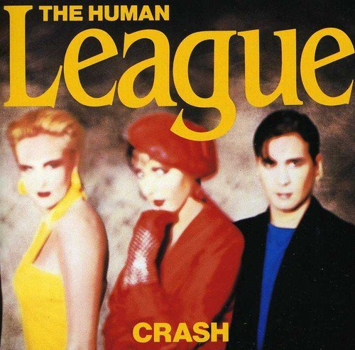 Human League Crash Import Eu