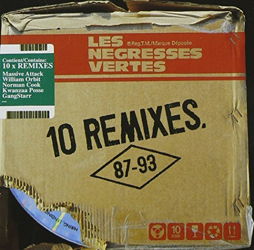 Les Negresses Vertes 10 Remixes 1987 '93 Import Eu
