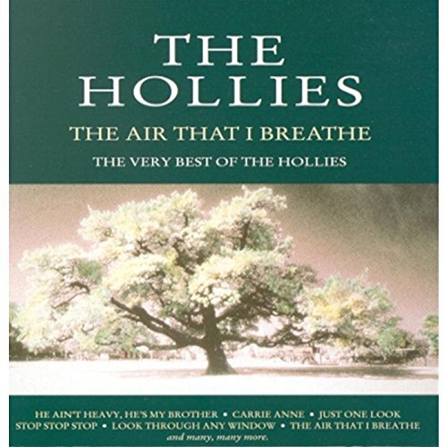 Hollies Air That I Breathe The Very Import Gbr