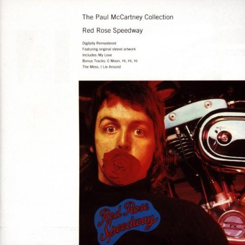 Mccartney Paul & Wings Red Rose Speedway Import Swe Incl. Bonus Tracks