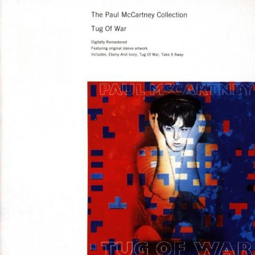 Paul Mccartney Tug Of War Import Gbr Remastered