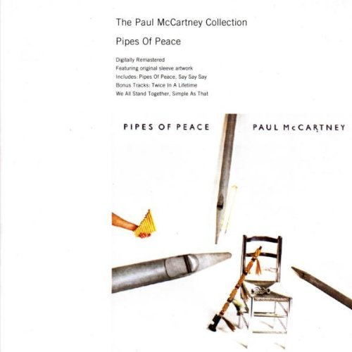 Paul Mccartney Pipes Of Peace Import Gbr