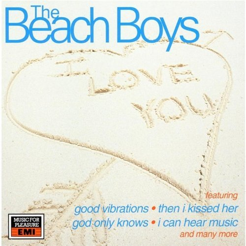 Beach Boys I Love You Import Gbr