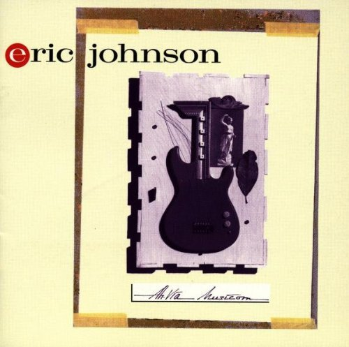 Eric Johnson Ah Via Musicom