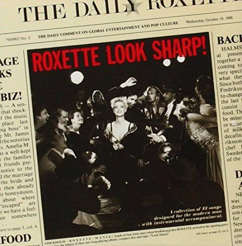 Roxette Look Sharp