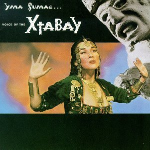 Yma Sumac Voice Of Xtabay