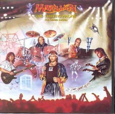 Marillion Thieving Magpie Incl. Bonus CD