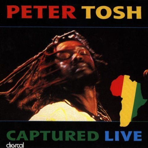 Peter Tosh Captured Live