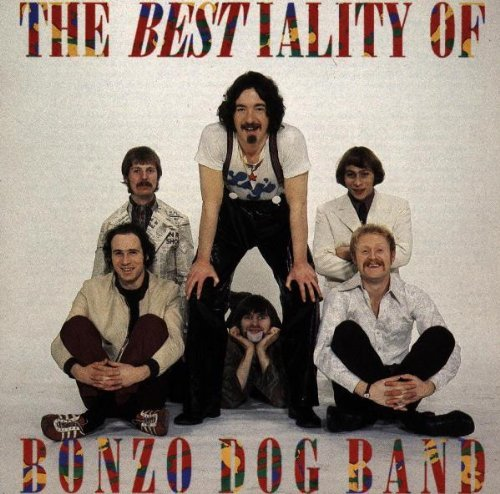 Bonzo Dog Band Bestiality Import Gbr