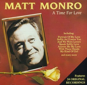 Matt Monro Time For Love Import