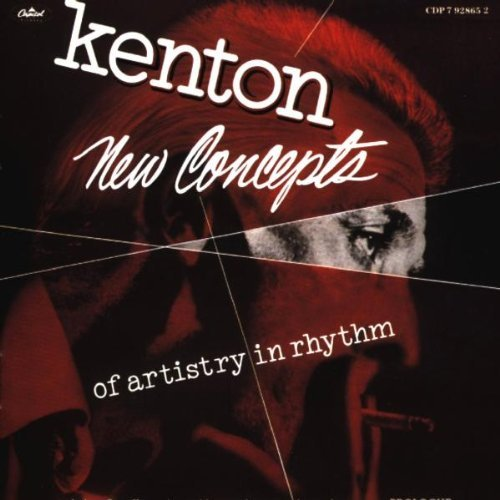 Stan Kenton Concepts Of Artistry In Rhythm