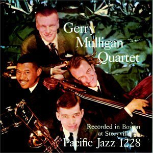 Gerry Mulligan At Storyville