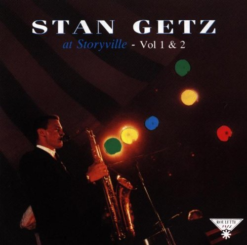 Stan Getz At Storyville & 2 Import Eu