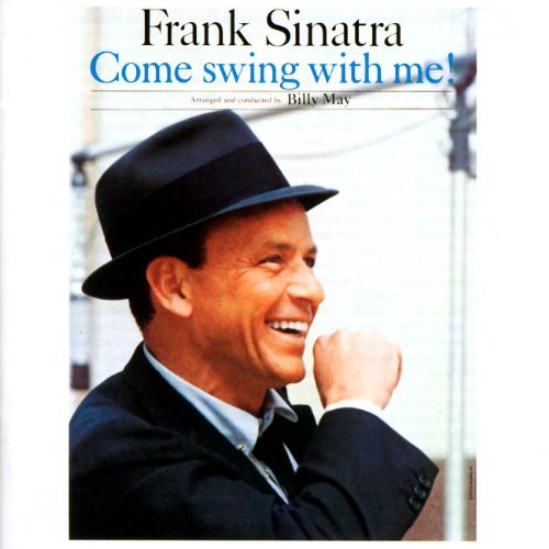 Frank Sinatra Come Swing With Me Import Deu