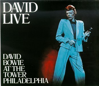 David Bowie David Live 2 CD Set