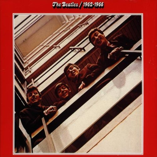 Beatles 1962 66 (red Album) Red Album Quantities Limited 2 CD