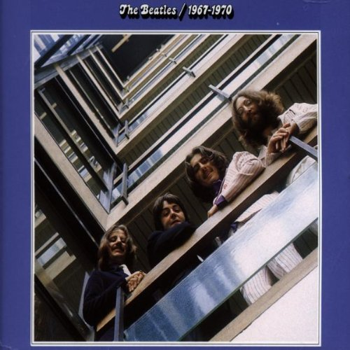 Beatles 1967 70 (blue Album) Blue Album Quantities Limited 2 CD