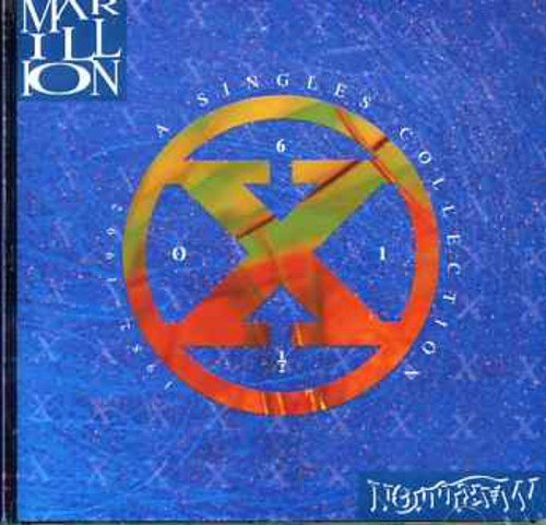 Marillion Singles Collection Import Eu