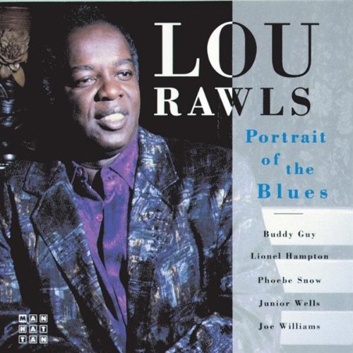 Rawls Lou Portrait Of Blues