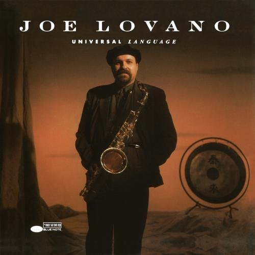 Joe Lovano Universal Language Import Eu