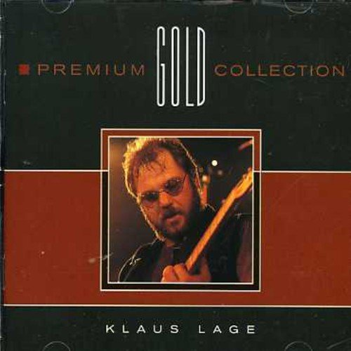 Klaus Lage Band Premium Gold Collection Import Eu
