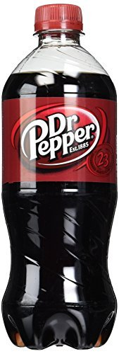 Beverage Dr. Pepper 20 Oz