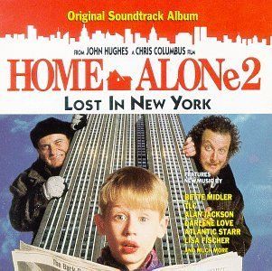 Home Alone 2 Soundtrack Christmas Album Jackson Tlc Love Midler Fischer Atlantic Starr
