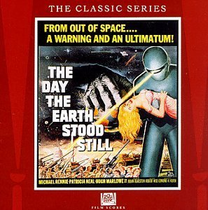 Day The Earth Stood Still Soundtrack