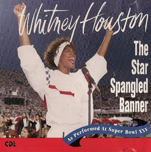 Houston Whitney Star Spangled Banner
