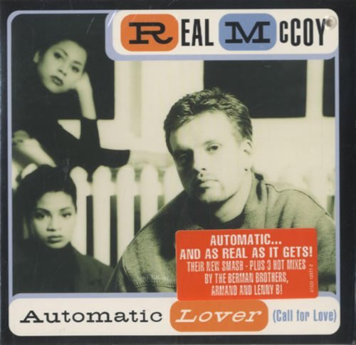 Real Mccoy Automatic Lover