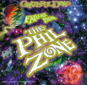 Grateful Dead Fallout From The Phil Zone Hdcd 2 CD Set