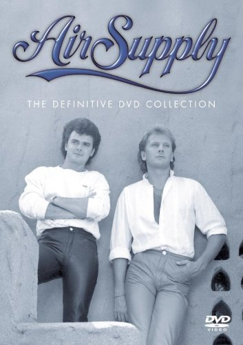 Air Supply Air Supply Definitive DVD Col Air Supply Definitive DVD Col