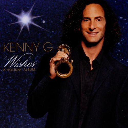 Kenny G Wishes A Holiday Album