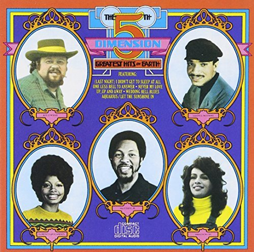 Fifth Dimension Greatest Hits On Earth