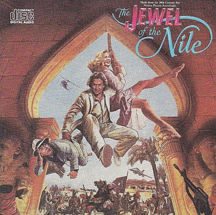 Jewel Of The Nile Soundtrack