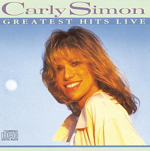 Simon Carly Greatest Hits Live