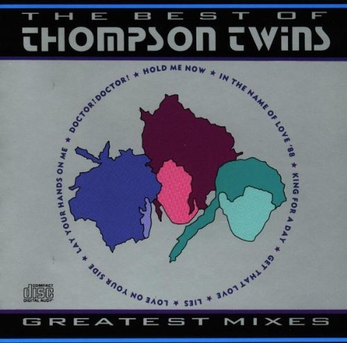 Thompson Twins Best Of The Thompson Twins