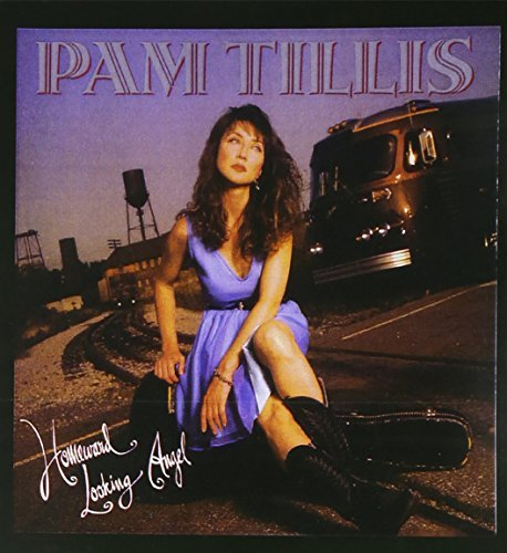 Pam Tillis Homeward Looking Angel CD R