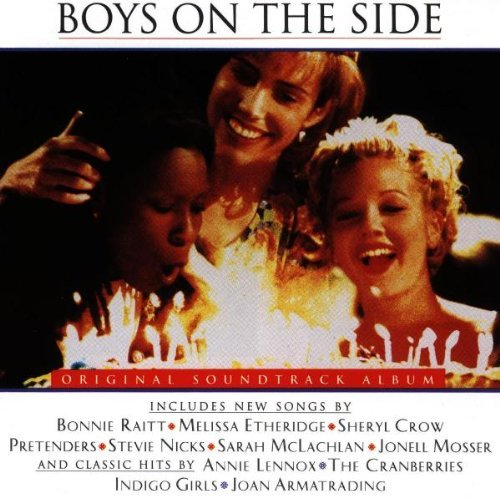 Boys On The Side Soundtrack Crow Etheridge Pretenders Raitt Nicks Cranberries Lennox