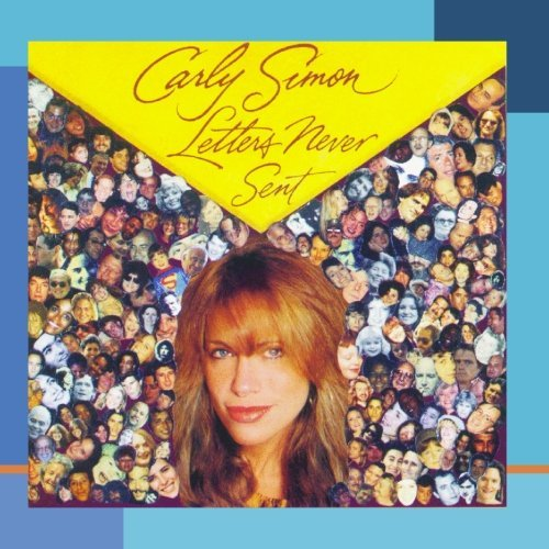 Carly Simon Letters Never Sent CD R
