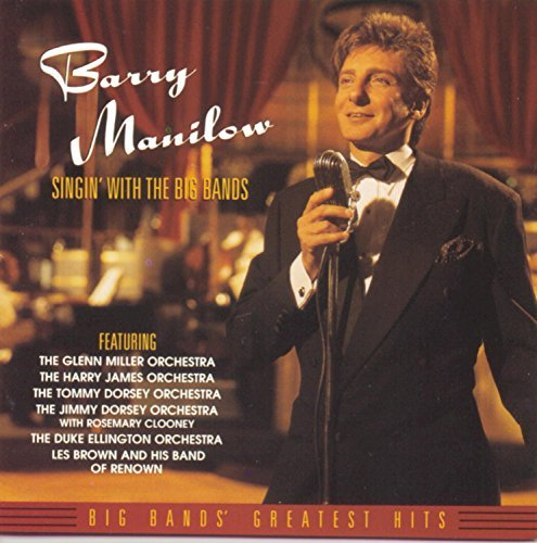 Manilow Barry Singin' With The Big Bands