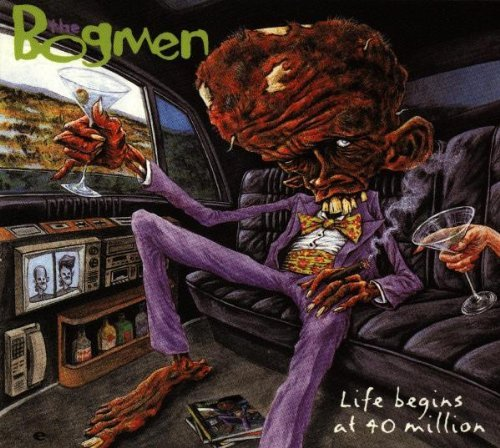 Bogmen Life Begins At 40 Million Enhanced CD