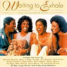Waiting To Exhale Soundtrack Houston Brandy Tlc Franklin Blige Braxton Labelle Khan Swv