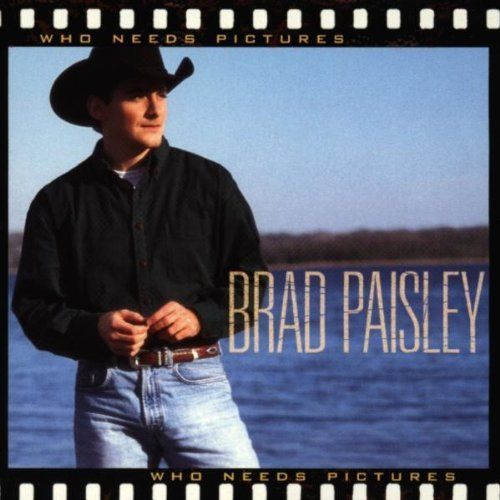 Paisley Brad Who Needs Pictures Hdcd